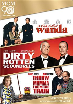FISH CALLED WANDA/DIRTY ROTTEN SCOUND BY CLEESE,JOHN (DVD)