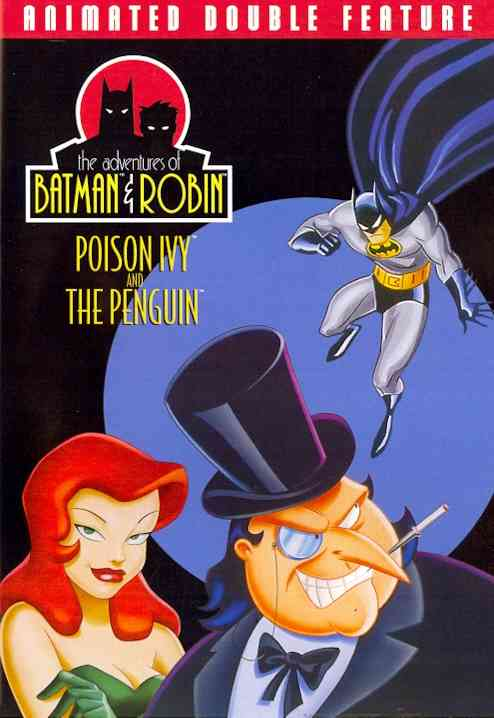 ADVENTURES OF BATMAN & ROBIN:POISON I BY ADVENTURES OF BATMAN (DVD)